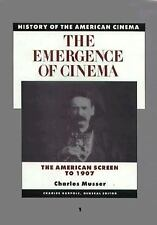 History of the American Cinema: The Emergence of the Cinema: The American Screen