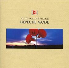 Music for the Masses by Depeche Mode (CD, Apr-2006, Mute)