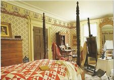 Postcard Connecticut Old Lyme Florence Griswold House Bedroom Furnishings MINT