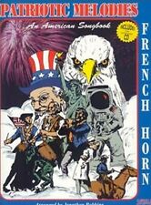 SANTORELLA PATRIOTIC MELODIES SONG BOOK FRENCH HORN
