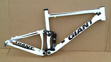 "Giant Inno 4.0 FULL FRAME DI SOSPENSIONE 26"" FOX Float R SHOCK Medium per MTB XC AM DH"