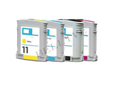 5 CARTUCCE COMPATIBILE PER HP10 HP11 DesignJet 50PS, 100, 110 plus, 111, 70