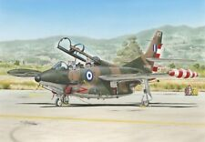 """Special Hobby 1:32 T-2 Buckeye """"Camouflaged Trainer"""" Plastic Kit #SH32059"""