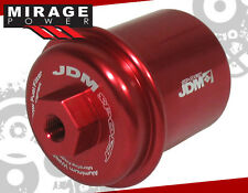 JDM SPORT HIGH FLOW FUEL FILTER MAZDA 3/6/MX5/MIATA/RX8 (Fully Rebuildable)