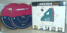 THE AWARDS 1990 - KATE BUSH, YAZZ, PRINCE, TEARS FOR FEARS, VAN MORRISON ua 2 CD