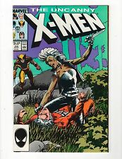 Uncanny X-Men #216 - Wolverine & Storm - 9.6 Near Mint + High Resolution Scans!