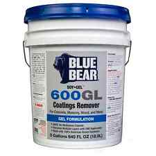 FRANMAR 600GL SOY-GEL Paint Remover Stripper 5 Gallon
