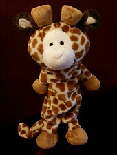 "Adorable Plush ""Giraffe"" Stuffed Animal Puppet Doll"
