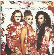 Army Of Lovers - Ride The Bullet / Love Me Like A Loaded Gun (Vinyl-Single) !!!