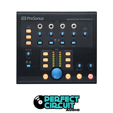 Presonus Monitor Station V2 Monitoring Studio CONTROLLER DEMO - PERFECT CIRCUIT
