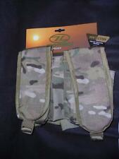 British Military PRO-FORCE MTP  Double Ammo Ammunition Mag Pouch Webbing Bag