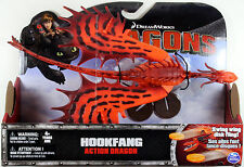 How to Train Your Dragon ~ HOOKFANG Action Figure ~ Dreamworks Dragons