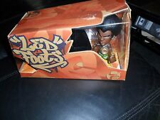 RARE 2004 MATTEL HOT WHEELS ESCALADE & FIGURE LED FOOTS BOX SET