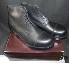 Pair of British Military Army Leather Ammo / Drill / Hobnail Boots SIZE 15 BOXED