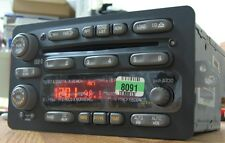 NEW 2001-2005 Pontiac Aztek 6 DISC CD CHANGER RADIO MONTANA