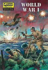 Classics Illustrated Special Issue: World War I by John M. Burns (2015,...