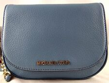 MICHAEL Michael Kors Bedford  CORNFLOWER LEATHER SMALL Crossbody Bag