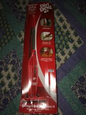 New Dirt Devil Simpli-Stik Lightweight Corded Bagless Stick Vacuum, SD20000RED