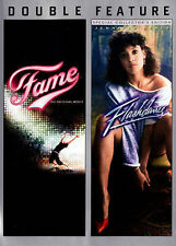 Fame / Flashdance (DVD S-DISC) EXCELLENT CONDITION SHIPS NEXT DAY