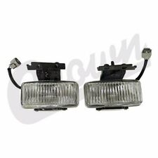 Fog Light Kit Jeep Cherokee XJ 1997-2001 55055274K Crown Includes 2 Fog Lights
