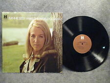 33 RPM LP Record Jeannie Seely Make The World Go Away Harmony Records H 31029
