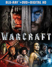 Warcraft (Blu-ray, 2016) Bluray Only SEE DESCRIPTION!!!