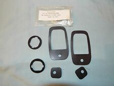 67 68 69 70 71 72 Chevy & GMC truck outside door handle & lock gaskets, USA MADE
