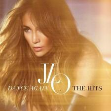 JENNIFER LOPEZ - DANCE AGAIN...THE HITS    - CD NEUWARE