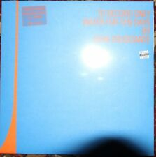 John Frusciante To Record Only Water For Ten Days 2xLP red hot chili peppers OOP