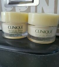 Clinique Dramatically Different Moisturizing Cream 2 x 15ml Very Dry to Dry Comb