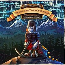 TUOMAS HOLOPAINEN  Life And Times Of Scrooge McDuck ( NIGHTWISH ) 1 CD +bonus