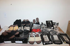 ONESOLE Quick Change Artist Interchangeable LOT 10 pairs of shoes 14 toppers