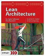 Lean Architecture : For Agile Software Development by James O. Coplien and...