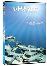 Blue Planet: Seas of Life - Seasonal Seas/Coral Seas (2005, REGION 1 DVD New)