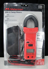 METERMAN AC65 TRUE RMS CLAMPMETER, NEW