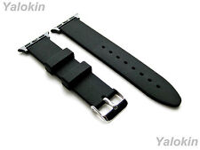 Replacement Band Set with Spring Bar Adapters for 42mm Apple Watches (B-SMFLT24)