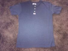 New Look New Frontier Leading Brand Unisex Petrol Grey T-Shirt Top Size M/L / 44