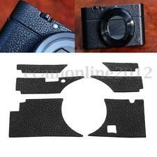 Camera Body Leather Cover Case Decor Decal For Sony DSC-RX100III RX100 III M3