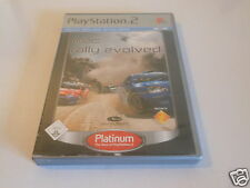 PS2 - WRC Rally Evolved - Platinum Edition ** Playstation 2 Spiel
