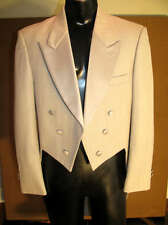 VINTAGE SAND TAIL COAT W/PINSTRIPE AFTER SIX SIZE 43S
