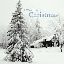 A WINDHAM HILL CHRISTMAS New & Sealed CD George Winston Jim Brickman Liz Story
