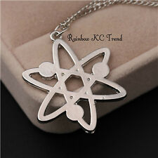 The Big Bang Theory TV Show Atom Pendant Necklace Boy's Girl's Necklace C1