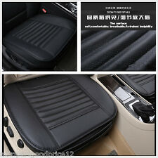 Full Surround Bamboo charcoal PU Leather Auto Car Seat Protect Mat Cover Cushion