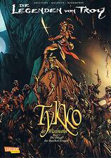 Die Legenden von Troy : Tykko der Wüstensohn Band 5