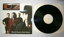 "U2 # 33 Giri # 12"" - BONO MAKES THE POINT - LOVE COMES TO TOWN TOUR -Dublin 1989"