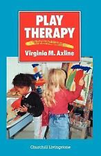 Play Therapy by Virginia M. Axline (1989, Paperback)