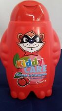 Kiddy Care Shower & Shampoo-Duft Cherry-für Haut und Haar 300ml