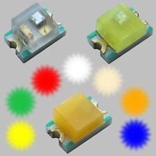 S861 SET 35 Stück SMD Blink LEDs 0805 rot gelb grün blau orange weiß warmweiß