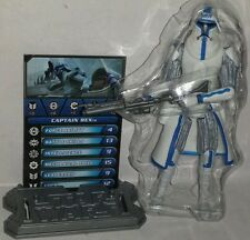 Star Wars CAPTAIN REX Figure Cold Gear Clone Battle of Orto Plutonia Exclusive