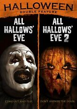 ALL HALLOWS' EVE / ALL HALLOWS' EVE 2  - DVD - Sealed Region 1
